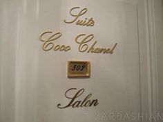 chanel's apartment in paris - Google Search