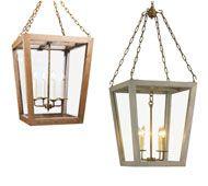 Julian Chichester Triangle Lantern Modern Pendant Lighting Candelabra Like These