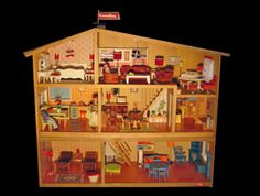 """1960s Gothenburg House"""