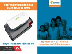 Is your Blood Pressure Controlling Your Life?  Cooey Smart Blood Pressure Arm Monitor is a smart home blood pressure monitoring device. Now Sync your readings via Bluetooth with your mHealthApp once you measure and keep the data in your smartphone for future reference. Stay in Control, Stay Healthy!!  Visit: www.meddey.com #Meddey #Healthbuddy #Health #myHealthBuddy #Healthyliving #Healthcare #Homehealthcare #BloodPressure #HomeMonitoring #Measure #StayHealthy #monitoringdevice #FreeShipping