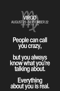 You can call me crazy...