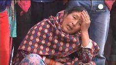 El Gobierno de Nepal intensifica las labores de rescate en Katmandú