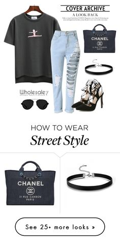 """Street Fashion"" by lee77 on Polyvore featuring 3.1 Phillip Lim and Chanel"