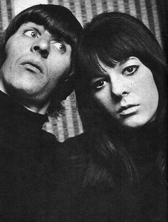 Richard Starkey and Maureen Cox-Starkey