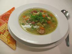 Szerda 1: Zöldségleves Zeller, Thai Red Curry, Soup, Ethnic Recipes, Soups