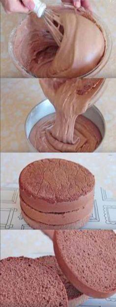 43 Ideas For Cake Chocolate Decoration Delicious Food Coconut Hot Chocolate, Homemade Chocolate, Melting Chocolate, Chocolate Cake, Chocolate Bowls, Sweet Recipes, Cake Recipes, Dessert Recipes, Fun Cupcakes