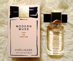 Estee Lauder Modern Muse Eau De Parfum 0.24oz /7ml - Amazon (about $11) <3