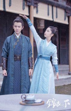 Korean Drama Romance, China Movie, Chinese Movies, Chinese Actress, Japan, Hanfu, China Fashion, Chinese Style, Anime Couples