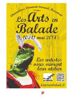 Arts en Balade - Dossier de Presse 2014-04-16