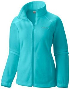 Women's Benton Springs™ Full Zip | Sea Salt White | $34.99 | Columbia