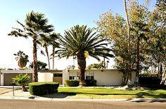 Mid Century Modern - Vacation Rental - Racquet Club Alexander, Palm Springs, California