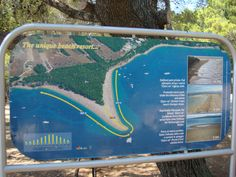 Hvar - Croatia. Both sides sea
