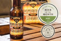 The Hop Review – Interviews & Beer Banter – BOTM: Metropolitan Krankshaft Bottle Shop, Beer Bottle, Beer Of The Month, New Crafts, Craft Beer, Brewing, Travel Photography, Interview, Fun