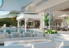 Treatment Rooms, Saint Tropez, Interior Design Studio, Architect Design, Luxury Villa, Modern House Design, Innovation Design, Interior And Exterior, Luxury Homes