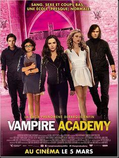 Vampire Academy Serien Stream