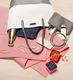 What's in this Holistic Nutrition & Lifestyle Counselor's bag? Article via @Ivankatrump