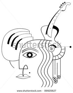 http://thumb101.shutterstock.com/display_pic_with_logo/418786/418786,1322743187,3/stock-photo-the-human-face-hand-piano-and-guitar-an-abstract-composition-musical-collage-lineart-isolated-89920627.jpg