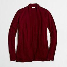Factory always cardigan sweater