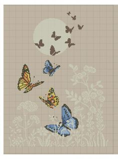 1 million+ Stunning Free Images to Use Anywhere Easy Cross Stitch Patterns, Simple Cross Stitch, Cross Stitch Borders, Cross Stitch Alphabet, Cross Stitch Charts, Cross Stitch Designs, Cross Stitch Embroidery, Embroidery Patterns, Hand Embroidery