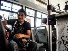 ©Sin titulo, de la serie: Rutas del transporte público. 20 de Marzo 2013, Campeche, Camp; México por Luis Sánchez.