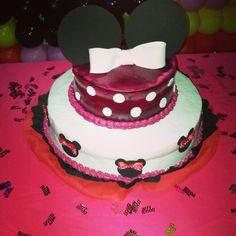 Pastel de Minnie Mouses
