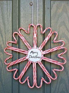 Leuke krans voor kerst