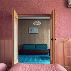 Wes Anderson style