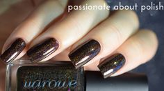 Passionate about polish: Colors by Llarowe - Burnt Sugar