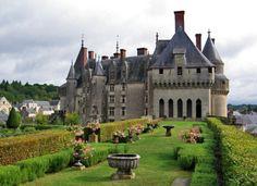 Chateau de Langeais, France