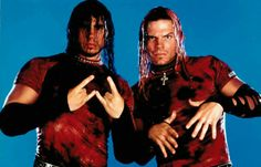 Matt & Jeff Hardy