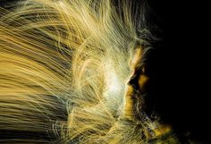 Alex DeForest's self-portraits. http://alexdeforest.wix.com/alexdeforestphoto#!light-painting/cz7i
