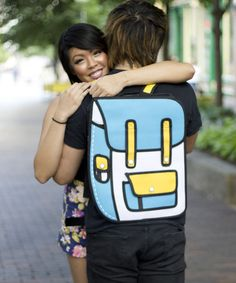 Cartoon Backpack – Cartoon Bag