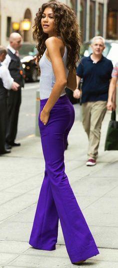 Ultra violet: 11 Looks com a cor eleita pela Pantone para dominar 2018