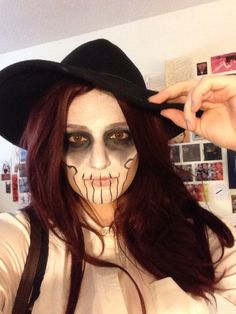Deathface Ginny from Pretty Deadly at NYCC 2014 by Stella Rogers