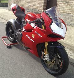 #Ducati Ducati motorbike