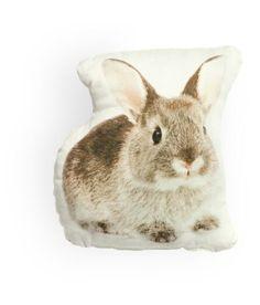 H&M home rabbit cushion