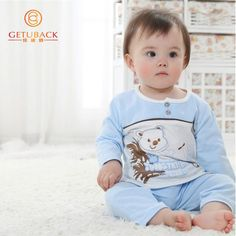Cheap clothes supplier, Buy Quality clothes pet directly from China clothing newborn Suppliers:               2015 NEW children's winter clothing sets with cow bull style baby winter suit and pant boys &