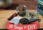 12 Days Of DIY: Holiday Spice Herbal Tea Blend