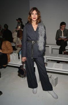 De beste frontrow- en partylooks van New York Fashion Week