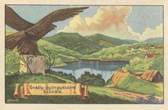 Erdély Gyöngyszeme Szováta.1920 Painting, Art, Photos, Fotografia, Art Background, Painting Art, Kunst, Paintings, Performing Arts
