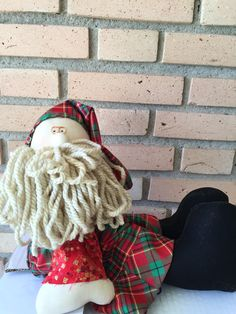 Noel sentado