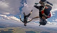 """""""More head down fun from last weekend   #windsaloft #extreme #parachute #adrenaline #skydive #skydiving #sky #flyfast #freefly #fly #free #carve #gopro…"""""""
