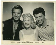 This is one of the movies I loved as a teenager - Gidget with Sandra Dee, James Darren and Cliff Robertson.
