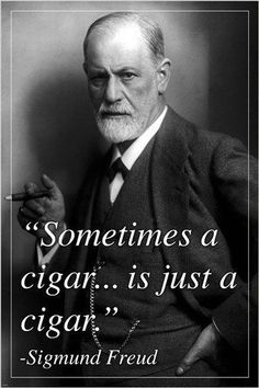 FATHER of psychoanalysis SIGMUND FREUD inspirational quote poster 24X36 GEM