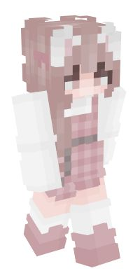 Check out our list of the best Pink Girl Minecraft skins. Capas Minecraft, Minecraft Cat, Minecraft Banners, Minecraft Games, Cool Minecraft Houses, Minecraft Mods, Minecraft Buildings, Minecraft Stuff, Minecraft Ideas