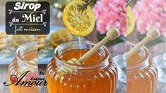 sirop de miel maison, pour les griwech, zlabia,  makrout et chebakia