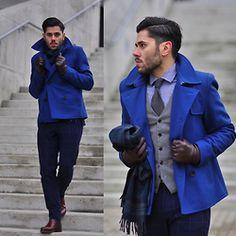 "suit vest and checkered shirt - ""Google"" paieška"