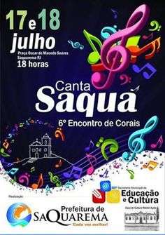 Galdino Saquarema em Foco: Confira como foi o 1° dia do Canta Saquarema na praia da Vila