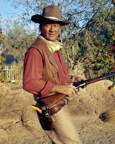 American actor John Wayne in a scene from 'El Dorado' 1967 John Wayne Quotes, John Wayne Movies, John Wayne Western Movies, Hollywood Stars, Classic Hollywood, John Wayne Airport, Wayne Family, The Lone Ranger, Actor John