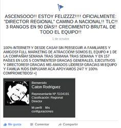 GRACIAS MI GENTE!!! TREMENDO EQUIPO!!! LLEGAS Y CRECES!! 100% APOYO! UNETE AQUI! WWW.TLCLATIN.COM NOS VEMOS ADENTRO!!